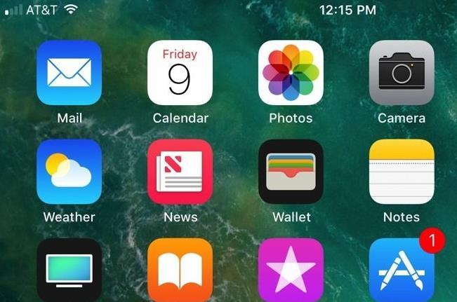 iOS11信号强度的标志变了?苹果iOS11信号图标改变介绍[图]类别:图片