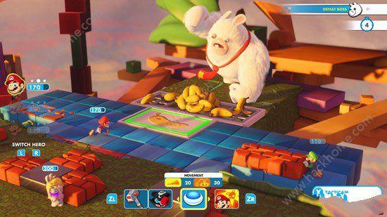 马里奥疯狂兔子王国之战手机游戏官网正版下载图3: