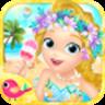 莉比小公主的沙滩之旅