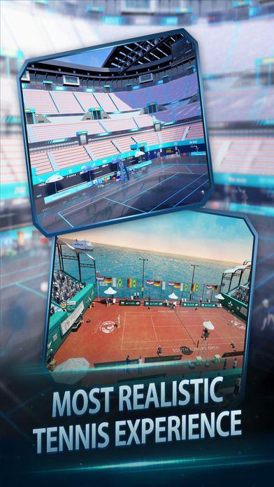 全民网球进化国服官网中文版(Ultimate Tennis Revolution)图3: