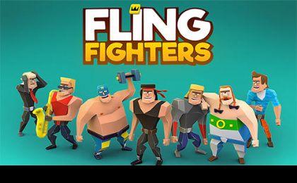 Fling fighters中文版图1