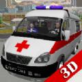 911救护车驾驶员3D无限金币内购破解版 v2.1