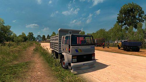 货车司机模拟货物运输游戏汉化中文版图5: