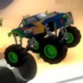 怪物卡车挑战赛无限金币内购破解版 v1.0.5