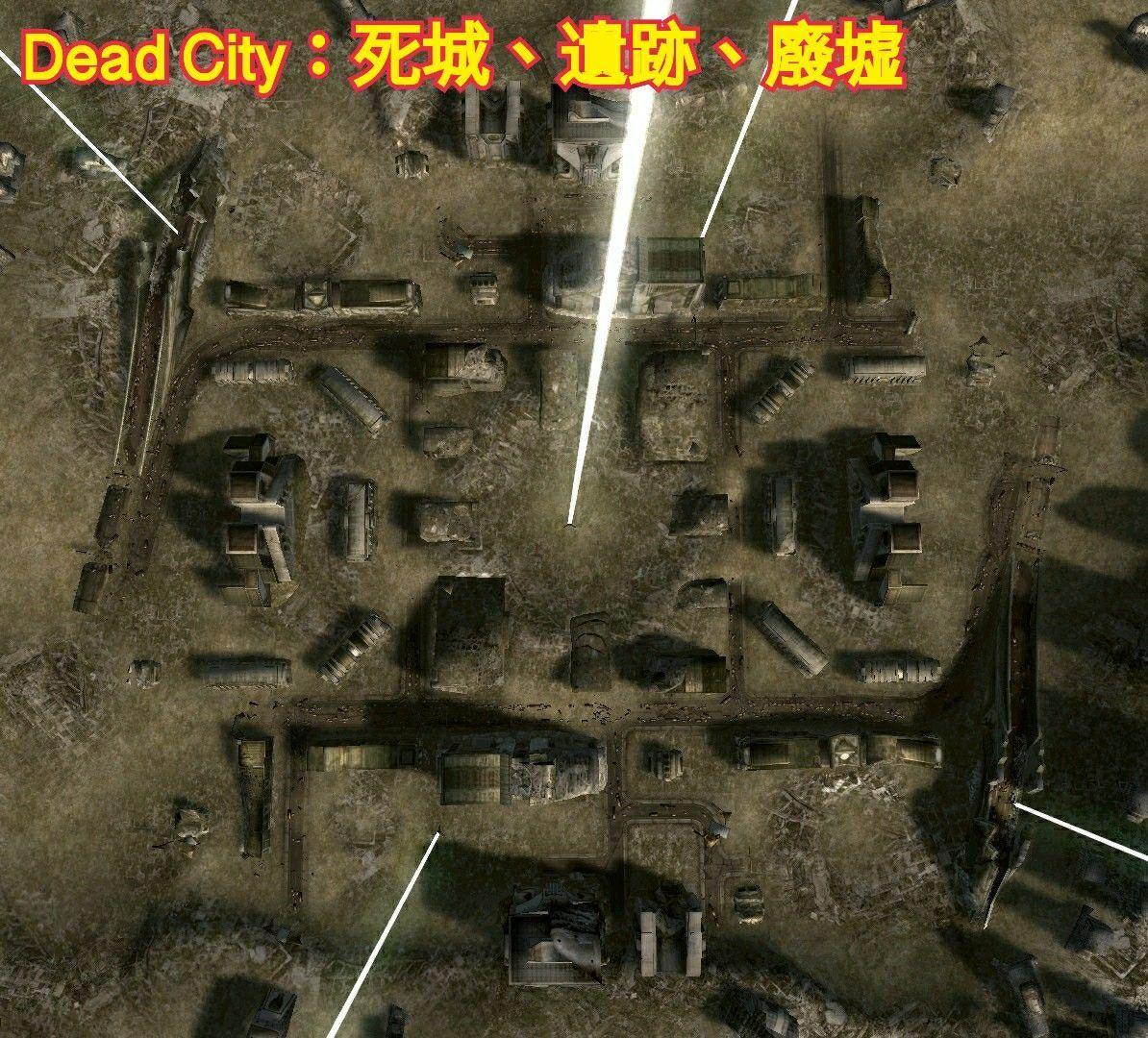 战争机器人死城地图攻略 死城战术分享[图]