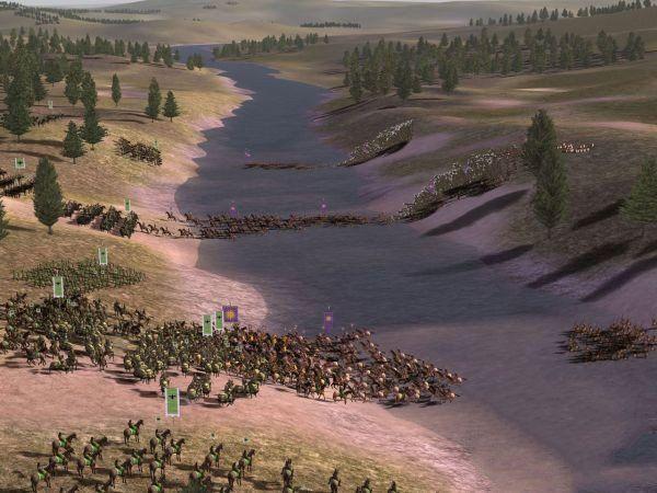 罗马全面战争亚历山大骑兵攻略 骑兵布阵技巧介绍[图]
