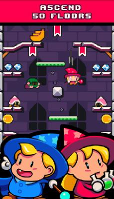 Drop Wizard Tower好玩吗 游戏特色介绍[图]