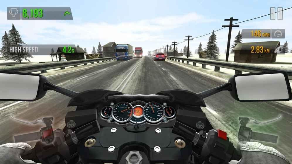 公路骑手官网安卓版(Traffic Rider)图4: