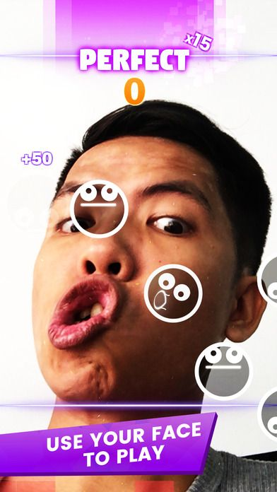 Face Dance安卓版游戏官网app免费下载(脸部跳舞机)图2:
