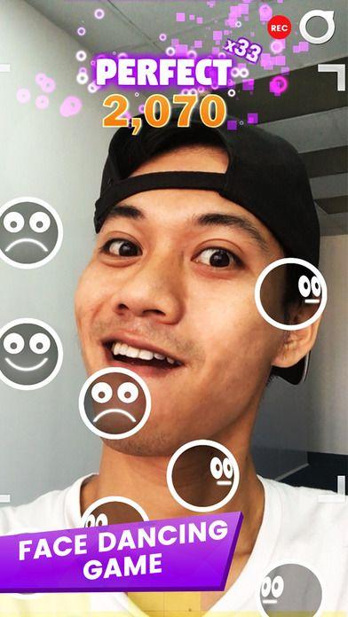 Face Dance安卓版游戏官网app免费下载(脸部跳舞机)图4: