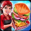餐车厨师烹饪游戏破解版无限钻石最新版下载(Food Truck Chef) v1.1.0