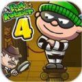 强盗鲍勃4游戏中文汉化版下载(Bob The Robber 4) v1.17