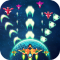 �y河射手游��h化中文版(Galaxy Shooter) v1.0
