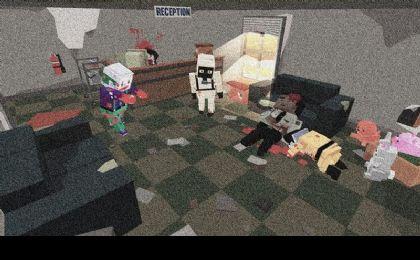 像素战斗僵尸罢工游戏图2