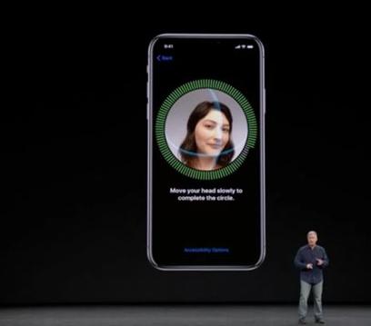 iPhone X面部解锁安全吗?iPhone X Face ID怎么保证隐私?[图]