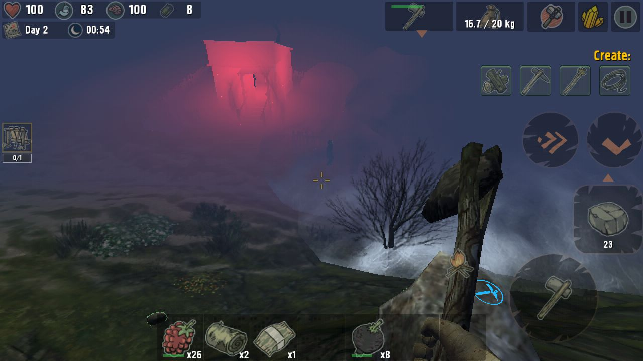 遗弃游戏第二个任务的高地怎么走 高地点火堆攻略[图]