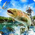 飞钓3D2无限金币钻石内购破解版(Fly Fishing 3D 2) v1.0.1