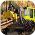 伐木�司�C模�M2中文�荣�破解版(Sawmill Driver 2) v1.01