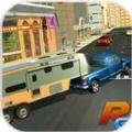 越野露�I卡�模�M17中文�荣�破解版(Offroad Camper Truck Simulator 17) v1.0.1