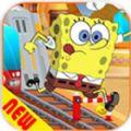 海绵宝宝地铁酷跑游戏安卓版下载(Subway Spongebob Temple Run) v1.0