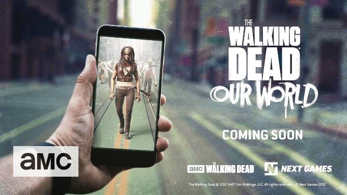 行尸走肉我们的世界即将上线手机端 开启全新vr僵尸游戏[多图]