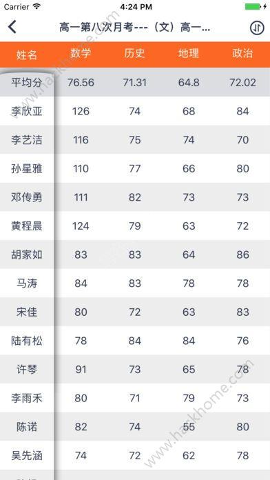 七天网络查分系统成绩入口官网注册登录2018下载图2:
