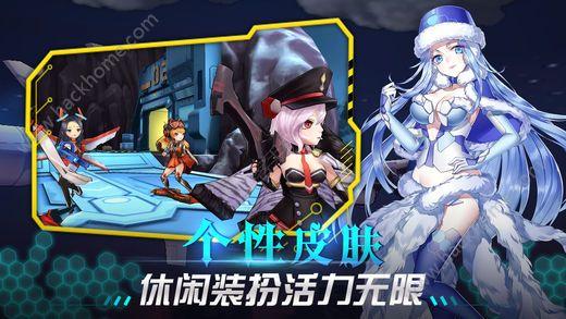 机甲少女游戏官方网站下载图2: