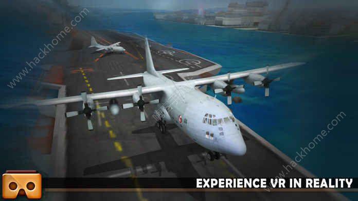 VR飞机模拟飞行2017年完整中文破解版图4: