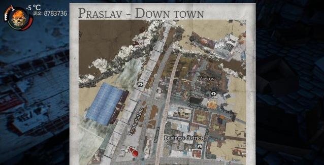 乞丐模拟器地图怎么打开 地图怎么用[多图]