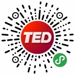 TED英语演讲视频小程序二维码