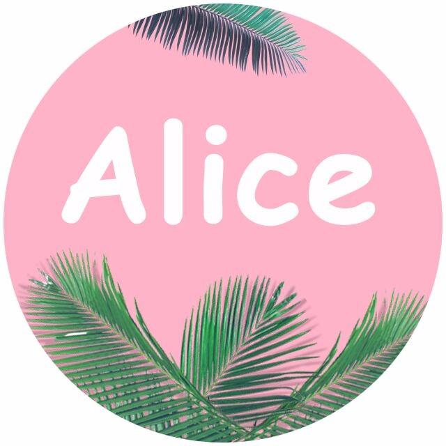 爱丽丝衣单小程序
