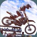 疯狂山地摩托车赛