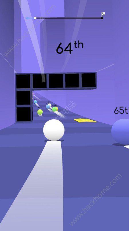 滚动球比赛安卓游戏下载图2:
