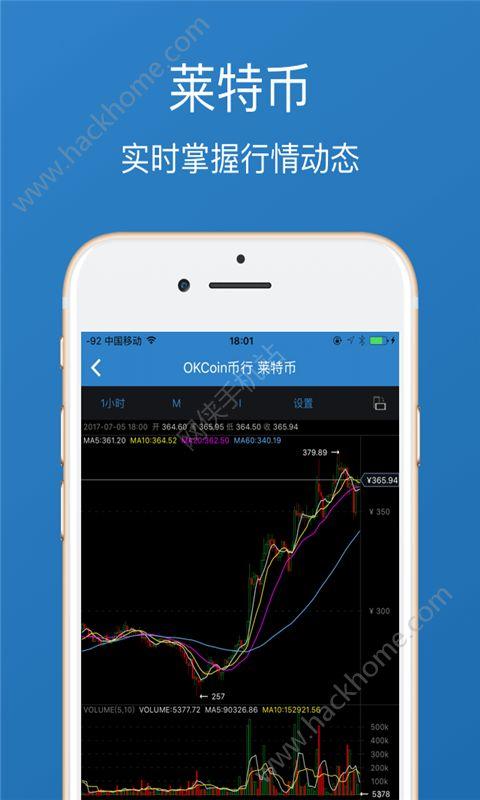 比特币OKCoin交易平台官方版app下载安装图4: