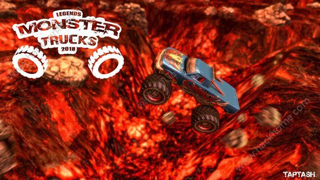 怪物卡车传奇汉化中文版(Monster Truck Legends)图4: