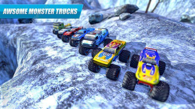 怪物卡车传奇汉化中文版(Monster Truck Legends)图2: