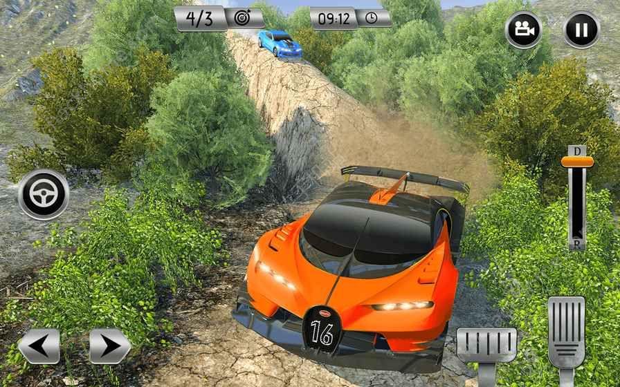越野汽车驾驶模拟器3D游戏安卓版图4: