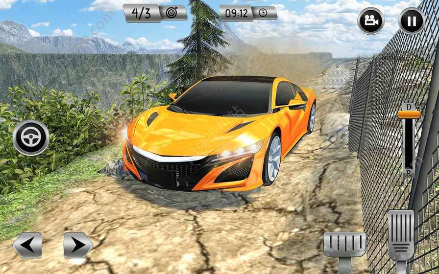 越野汽车驾驶模拟器3D游戏安卓版图2: