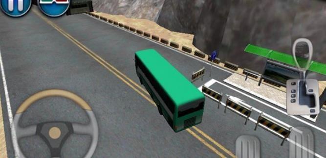 模拟驾驶公交车3D游戏安卓最新版下载图2: