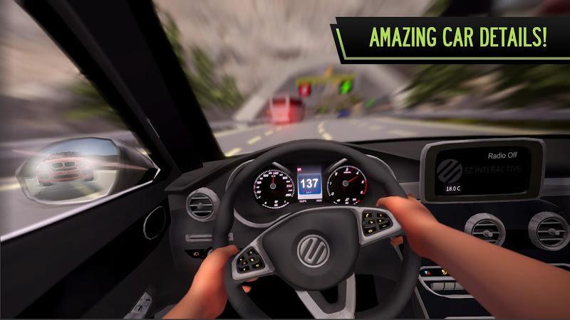 POV汽车驾驶游戏中文汉化版(POV Car Driving)图1: