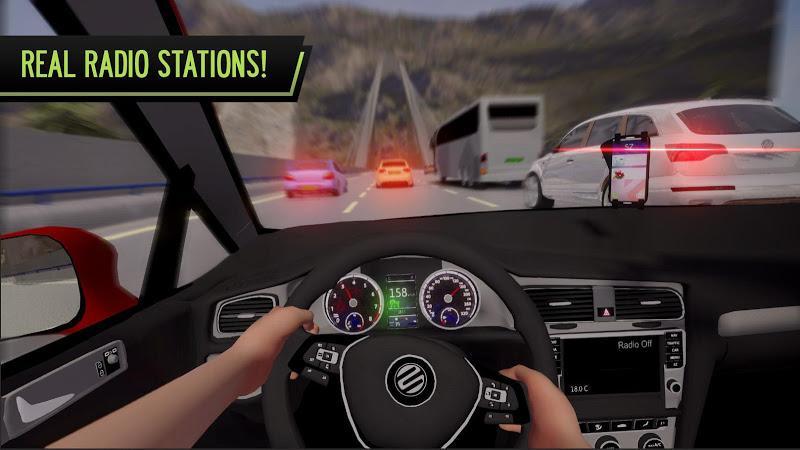 POV汽车驾驶游戏中文汉化版(POV Car Driving)图3: