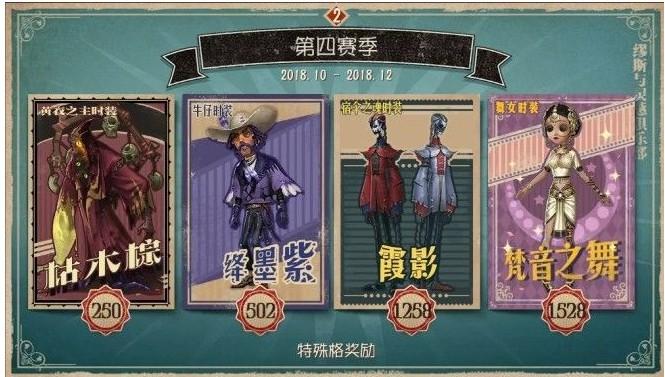 第五人格10月18日更新公告 第四赛季新角色上线![多图]