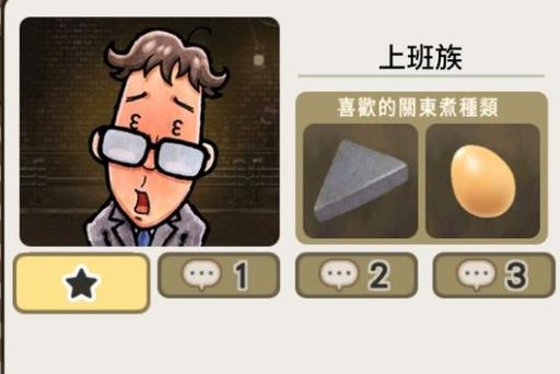 关东煮店人情故事3上班族结局攻略[多图]