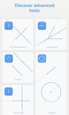 欧几里德几何游戏iOS最新版下载图2: