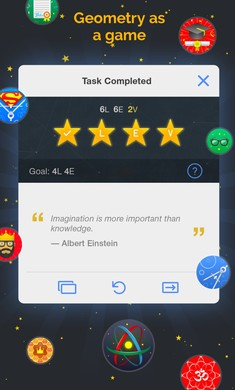 欧几里德几何游戏iOS最新版下载图6: