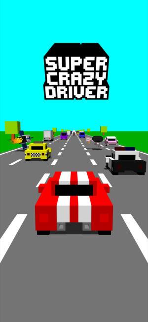 超级疯狂司机游戏安卓最新版图1: