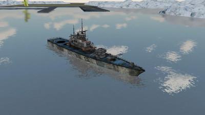 海军军舰战游戏安卓中文版下载图4: