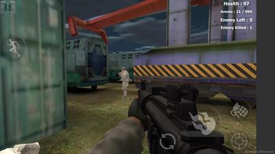 陆军部队游戏安卓中文版下载图3: