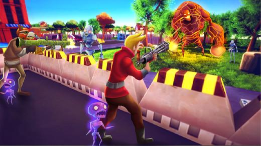 堡垒之夜像素版游戏安卓最新版图1: