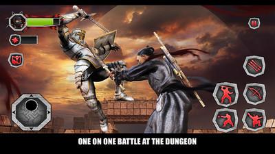 世界探索忍者战士游戏安卓最新版下载图4: